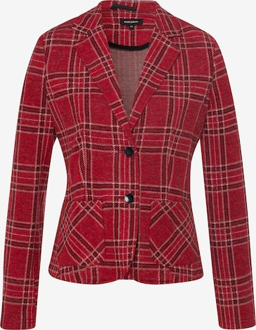 MORE & MORE Blazer in Rot