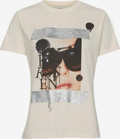 ZOE KARSSEN Shirt in de kleur Beige / Gemengde kleuren, Productweergave