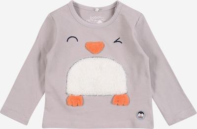Boboli Shirt in dunkelblau / grau / orange / weiß, Produktansicht
