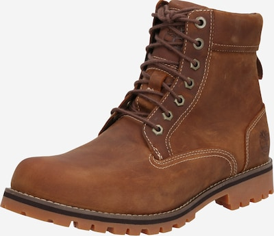 TIMBERLAND Lace-up boots 'Rugged WP II 6in PT Bt' in brown, Item view