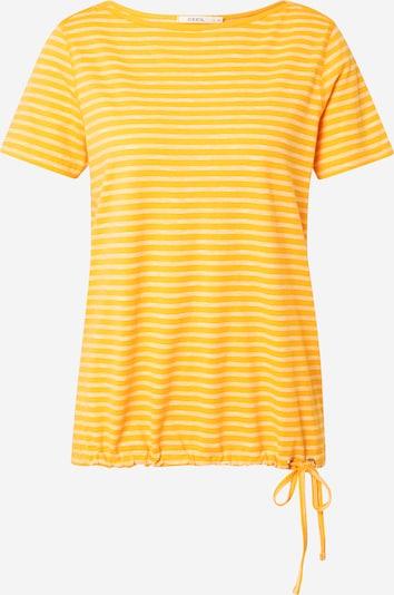 Maglietta 'Abbi' CECIL di colore giallo / miele, Visualizzazione prodotti