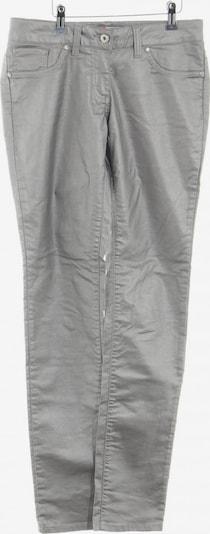 MILLION X Five-Pocket-Hose in S in silber, Produktansicht