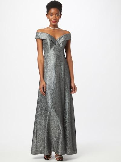 SWING Společenské šaty - stříbrně šedá, Model/ka