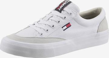 Tommy Jeans Sneaker in Weiß