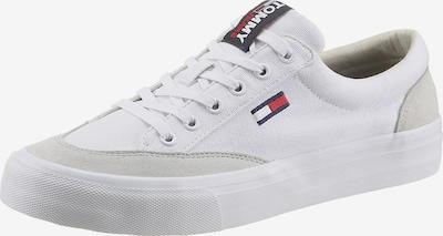 tengerészkék / szürke / piros / fehér Tommy Jeans Rövid szárú edzőcipők, Termék nézet