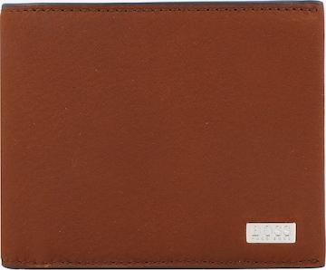 Porte-monnaies ' Geldbörse ' BOSS Casual en marron