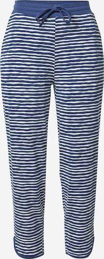 Mey Pyžamové nohavice 'Abbi' - tmavomodrá / biela, Produkt