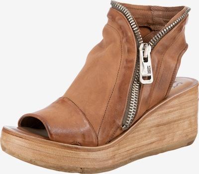 A.S.98 Sandale in hellbraun, Produktansicht