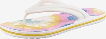 Crocs T-Bar Sandals in Mixed colors