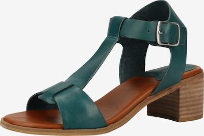 KICKERS Sandalen met riem in de kleur Smaragd, Productweergave