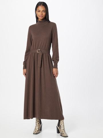 Abito in maglia di Esprit Collection in marrone