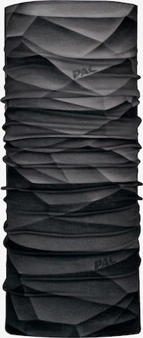 P.A.C. Sports Scarf 'Ocean ' in Black