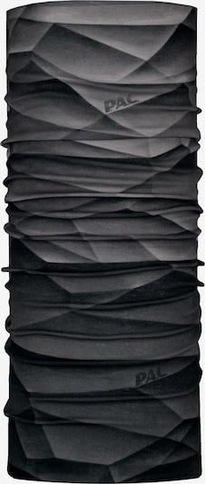 P.A.C. Sportschal 'Ocean ' in grau / schwarz, Produktansicht