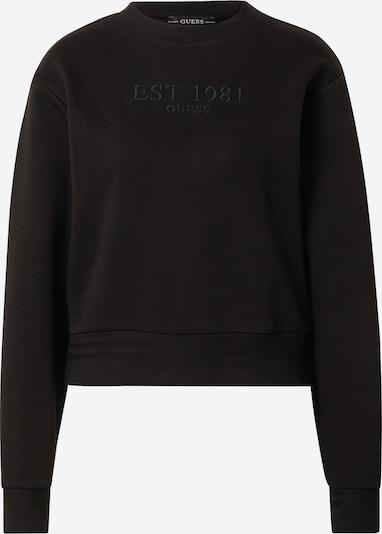 GUESS Sweatshirt 'CORNELIA' in schwarz, Produktansicht