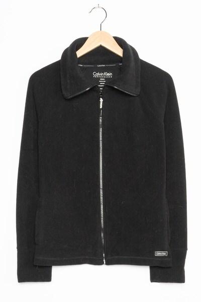 Calvin Klein Fleece in M in schwarz, Produktansicht
