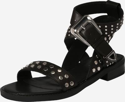 Sandale cu baretă 'Andrea' Sofie Schnoor pe negru, Vizualizare produs
