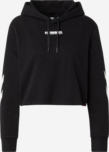 Hummel Urheilullinen collegepaita värissä musta / valkoinen, Tuotenäkymä