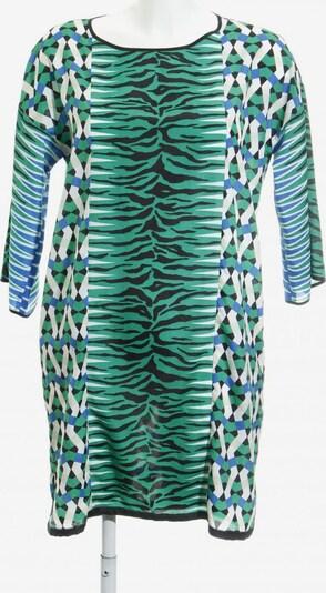 Sportmax Code Blusenkleid in S in blau / grün / schwarz, Produktansicht