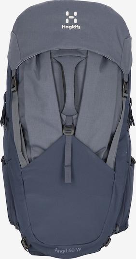 Haglöfs Sac à dos de sport en bleu, Vue avec produit