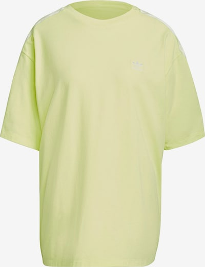 ADIDAS ORIGINALS Shirt 'TEE' in zitronengelb, Produktansicht