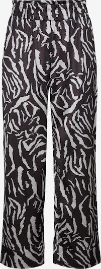 VERO MODA Hose 'Tanne' in schwarz / weiß, Produktansicht