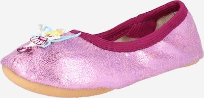 BECK Baleriny 'Fee' w kolorze turkusowy / żółty / różowym, Podgląd produktu
