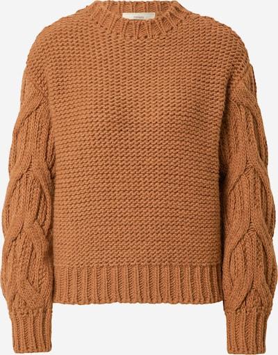 Guido Maria Kretschmer Collection Pullover 'Marthe' in braun, Produktansicht