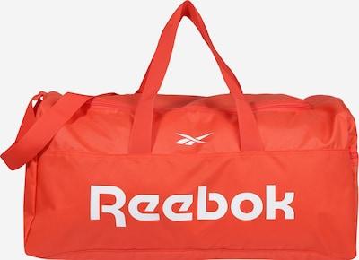 REEBOK Sportovní taška - korálová / bílá, Produkt