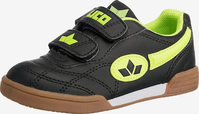 LICO Sportschuh in neongelb / schwarz, Produktansicht