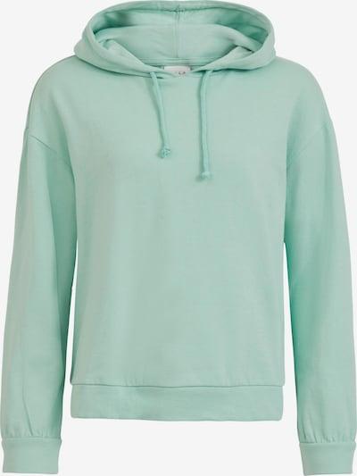 VILA Sweatshirt 'Rustie' in jade, Produktansicht