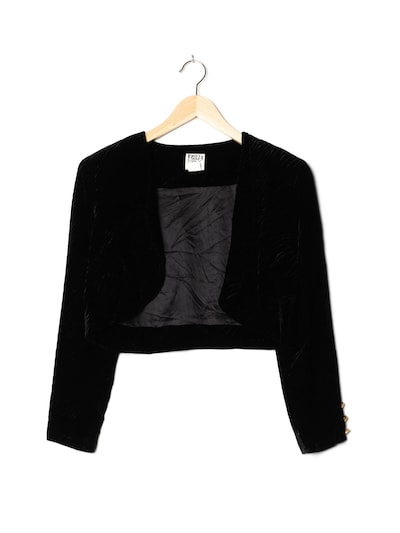 Collection Jeanne Marc Blazer in S-M in Black, Item view