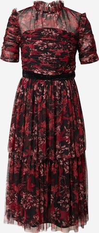 Maya Deluxe Kleid in Schwarz