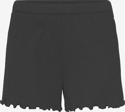 s.Oliver Schlafhose in schwarz, Produktansicht