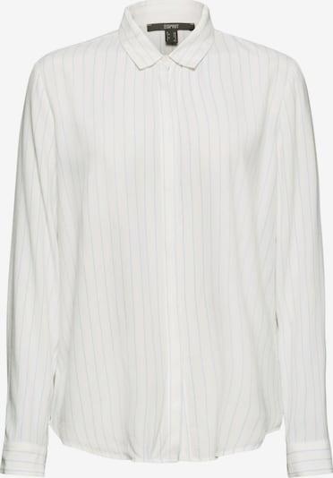 Esprit Collection Blouse in de kleur Blauw / Wit, Productweergave
