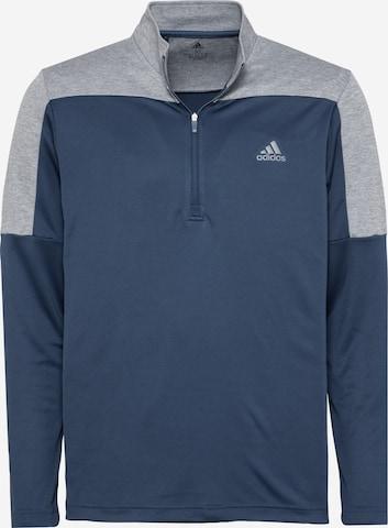 adidas Golf Sportsweatshirt in Blau