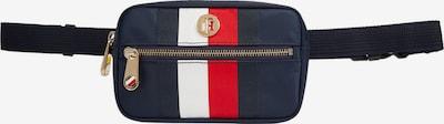 TOMMY HILFIGER Torbica za okrog pasu | temno modra / rdeča / bela barva, Prikaz izdelka