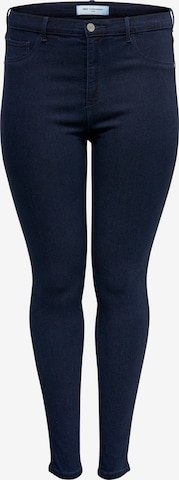 ONLY Carmakoma Jeans 'Storm' in Blue