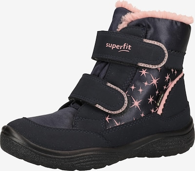 SUPERFIT Stiefel in blau / rosa, Produktansicht