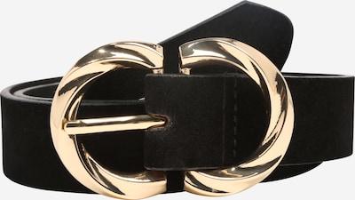 PIECES Cinturón 'Oleen D2D' en oro / negro, Vista del producto