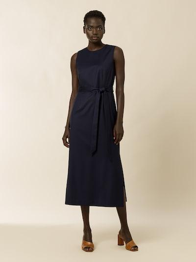 IVY & OAK Dress 'Osmanto' in marine blue, View model