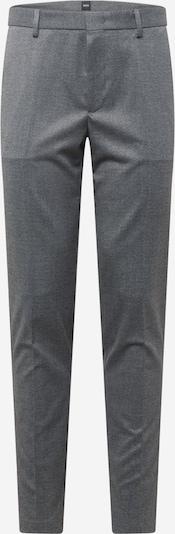 Pantaloni cu dungă 'Kaito1' BOSS pe gri amestecat, Vizualizare produs