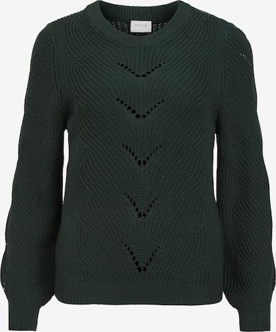 VILA Pullover 'Enia' in dunkelgrün, Produktansicht