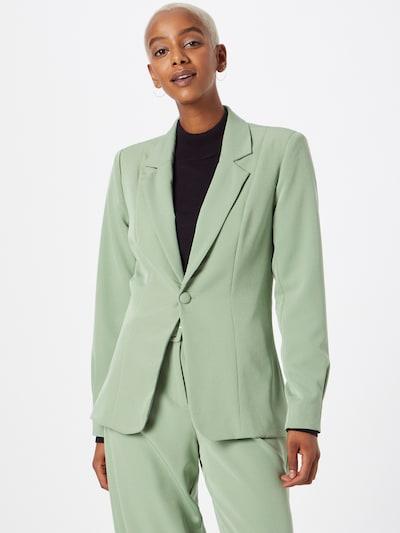VILA Blazer in Mint, View model
