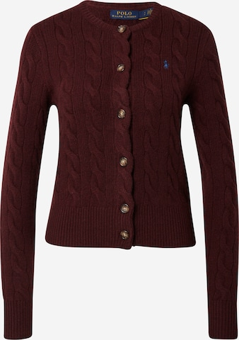 Polo Ralph Lauren Knit Cardigan in Red