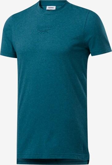 REEBOK T-Shirt in petrol, Produktansicht