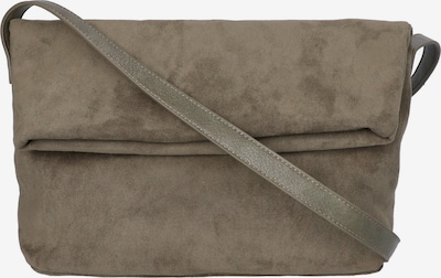 Six Clutch in Brown, Item view