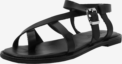 INUOVO Zehentrenner in schwarz, Produktansicht