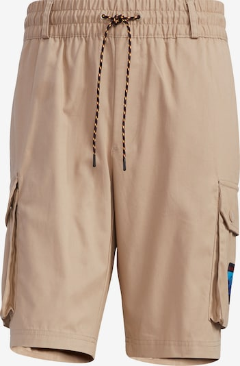 ADIDAS ORIGINALS Shorts in beige, Produktansicht