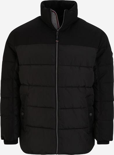 TOM TAILOR Men + Winter Jacket in Black, Item view