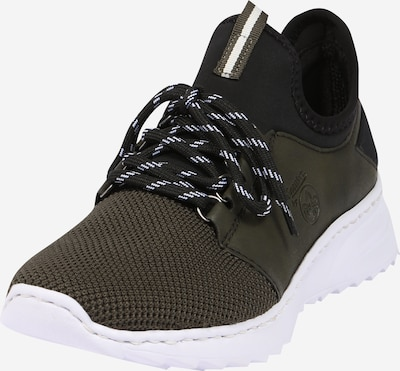 Sneaker low RIEKER pe kaki / negru, Vizualizare produs